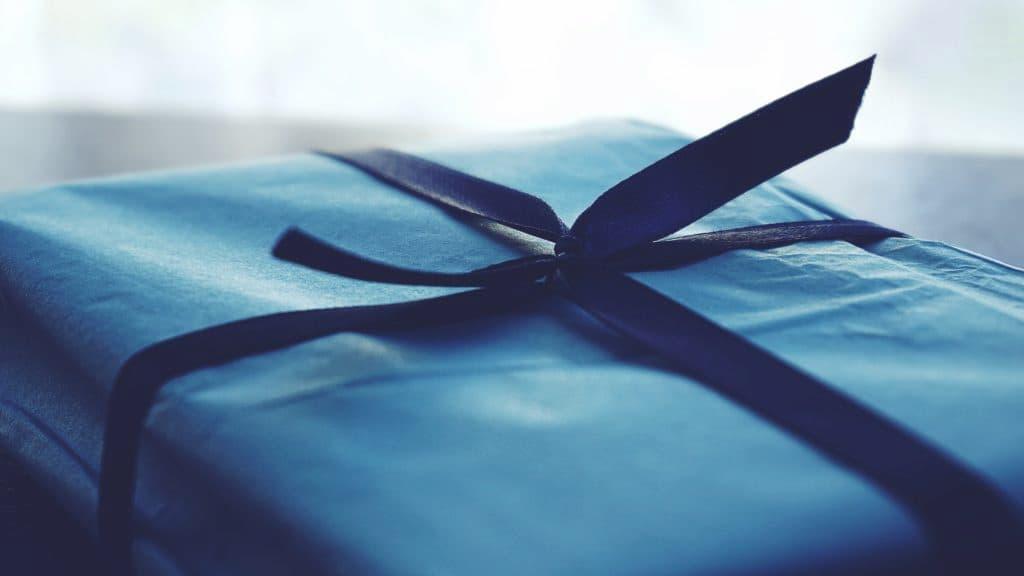 Offrir un cadeau